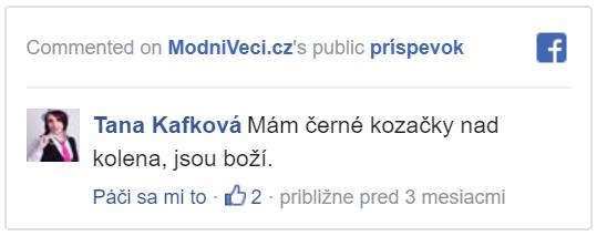 f0420c2f1bfff Hodnotenia spokojných zákazníčok ModneVeci.sk