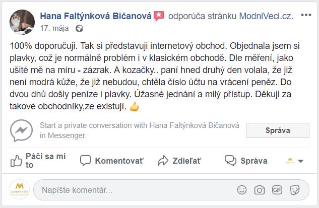 recenze modniveci.cz